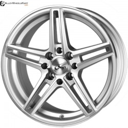 "15"" Onyx 1507 Silver Machined"