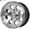 "16"" Flying Eagle 111 Metal Polished & Gloss Black"