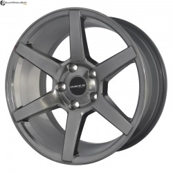 "16"" Onyx MN606 Metal (Dark) Polished 5h"