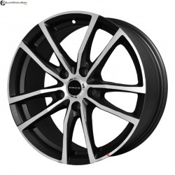 "17"" Onyx MQ690 Black Matt & Black Satin"
