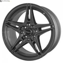 "15"" Onyx WMS08G Gun Metal Glossy"