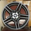 "16"" Flying Eagle 599 Black Satin"