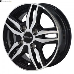 "12"" Onyx 1203 Black Polished"